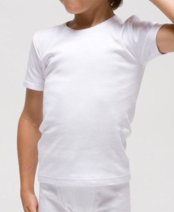 camiseta interior basica mini