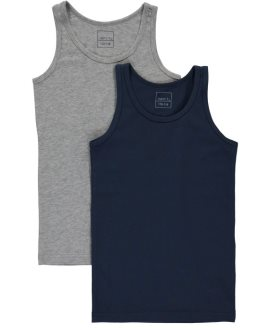 Pack 2 camisetas interiores Tank de Name it