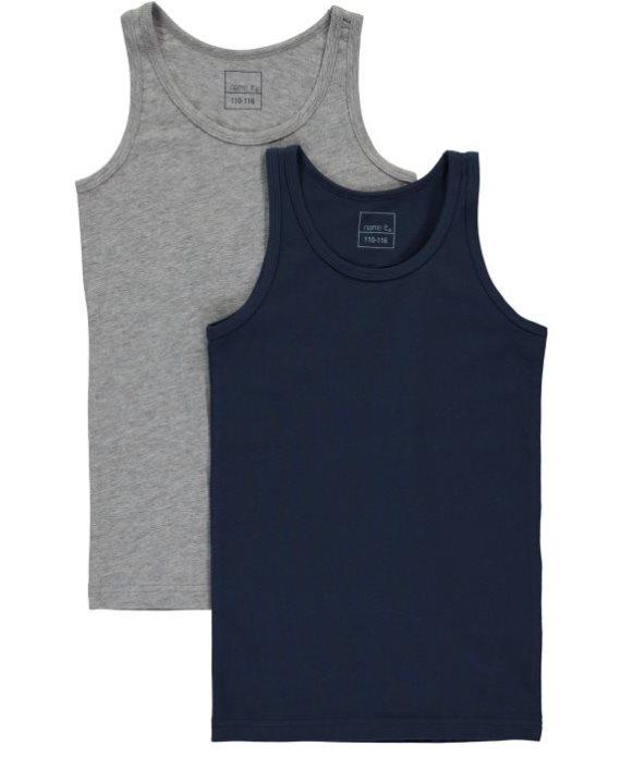 Pack 2 camisetas interiores Tank de Name it