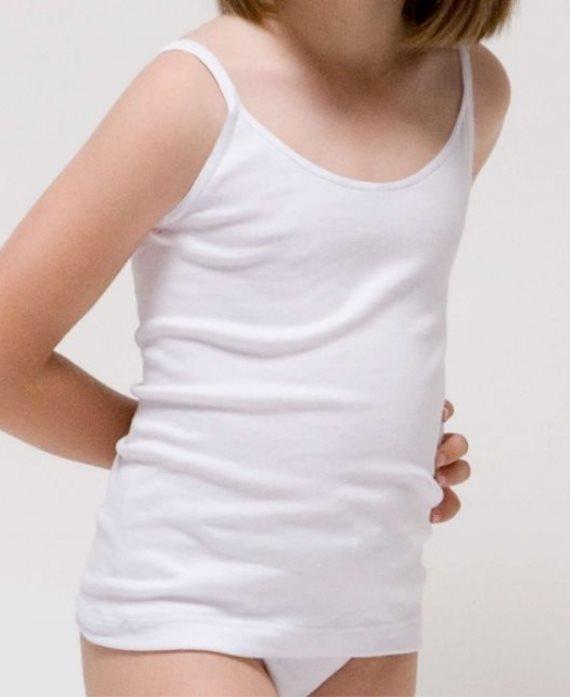 camiseta interior tirantes niña de Rapife