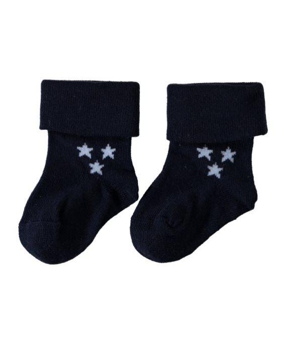 Calcetines estrellas Enrico para bebé de Name it