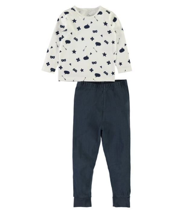 Pijama estampado Nightset Kids de Name it