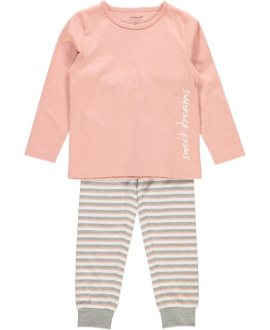 Pijama rayas Nightset Mini de Name it