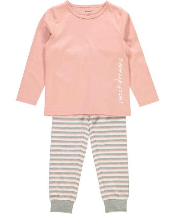 Pijama rayas Nightset Mini de Name it