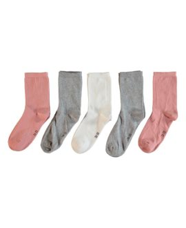 Pack 5 pares calcetines Fsock kids de Name it
