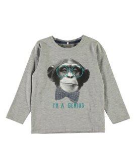 Camiseta mono gafas Feben mini de Name it