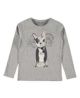 Camiseta perro Idil Kids niña de Name it