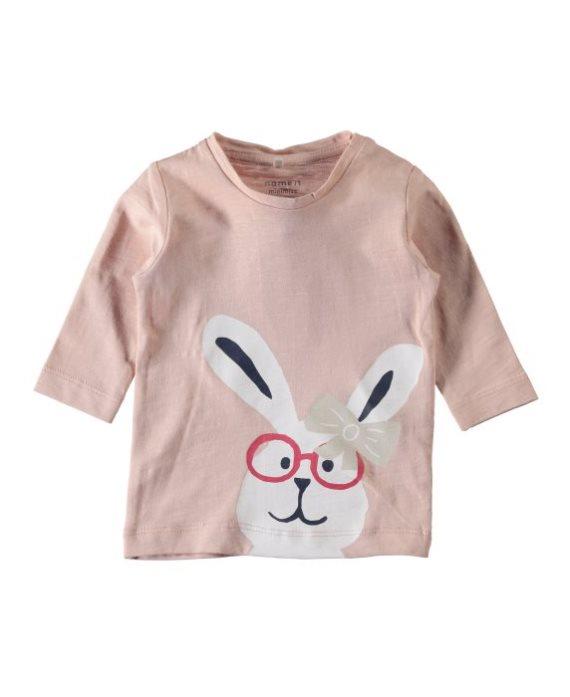 Camiseta conejo gafas Fenin bebé de Name it