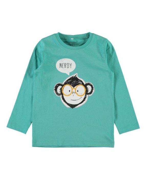 Camiseta genius Victor Mini de Name it
