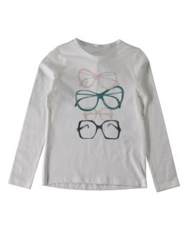 Camiseta básica gafas Veenibi kids niña de Name it