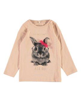 Camiseta conejo gafas Fekina Mini de Name it
