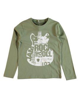 Camiseta Tigre Rock Victor Kids de Name it