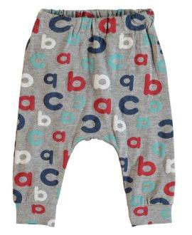 Pantalón bombacho letras Geuno bebé de Name it