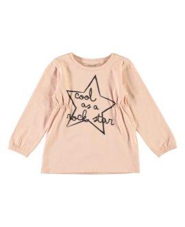 Camiseta rockstar Gelota Mini niña de Name it