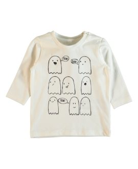 Camiseta fantasmas Etpo bebé de Name it