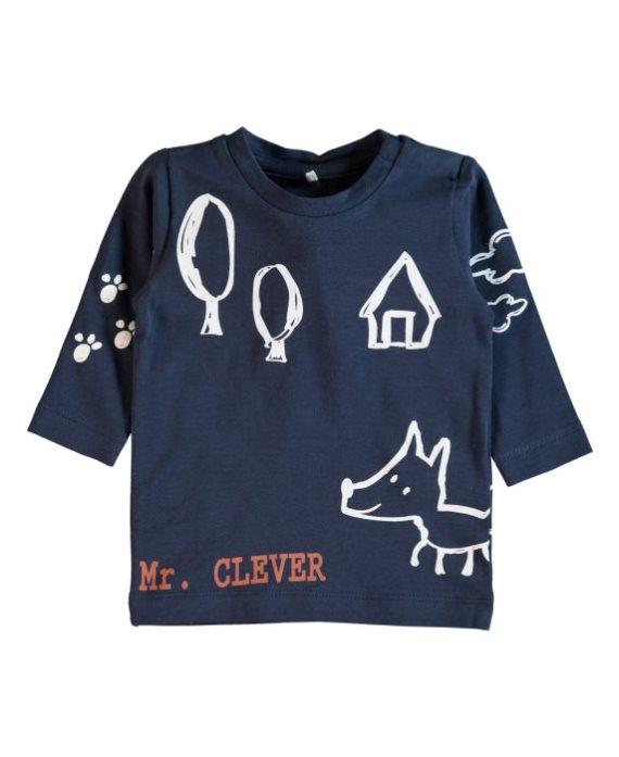 Camiseta bebé Dilan bebe de Name it