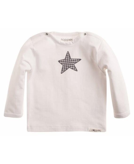 Camiseta estrella Melanie bebé de Noppies