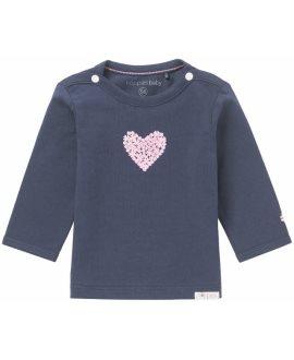 Camiseta corazón Natick bebé de Noppies