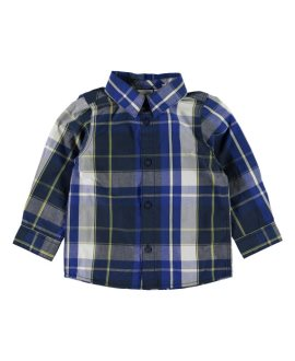 Camisa cuadros Etnohn Mini de Name it