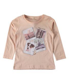 Camiseta perrito Ilse Mini de Name it
