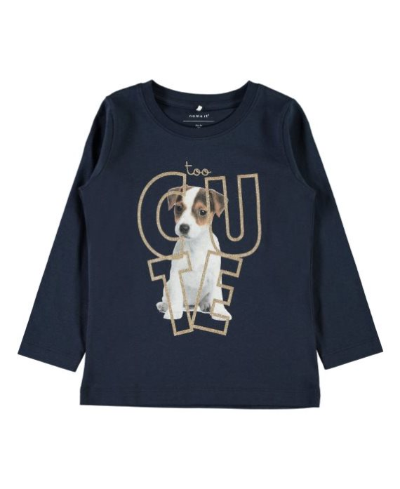 Camiseta perrito Ilse Mini de Name it