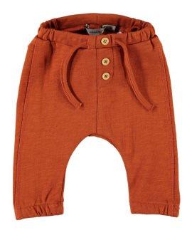 Pantalón chándal botones Etno para bebé de Name it