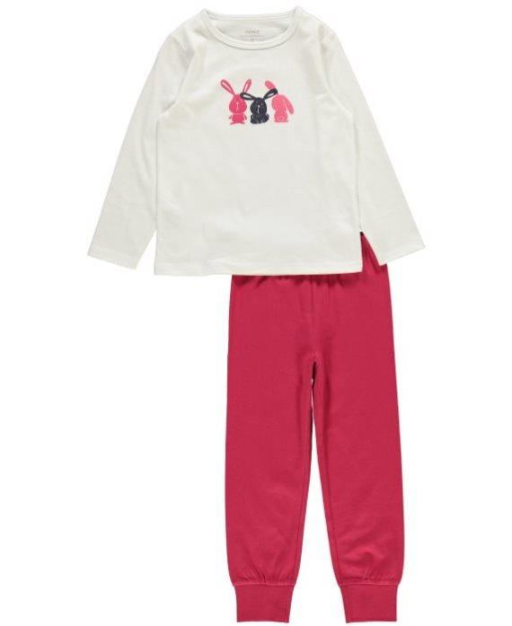 Pijama 2 piezas conejitos Mini de Name it