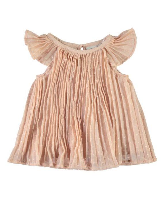 Vestido plisado Filine bebé de Name it