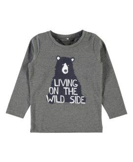 camisetas manga larga VICTOR Mini de Name it