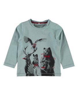 Camiseta animales Ficool Mini de Name it