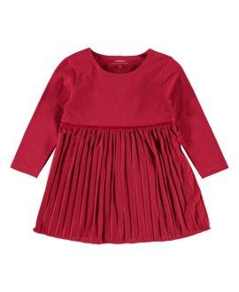vestido plisado FICARLA mini de Name it