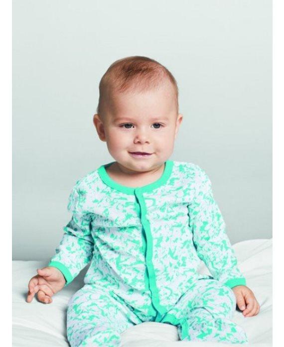 Pack pijamas bebé turquesa de Name it