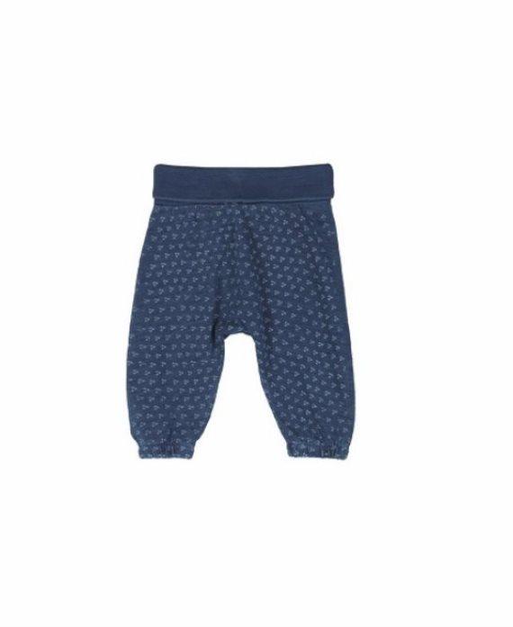 Pantalón cagado estampado bebé de Boboli