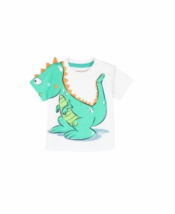 Camiseta dinosaurio bebé niño de Boboli