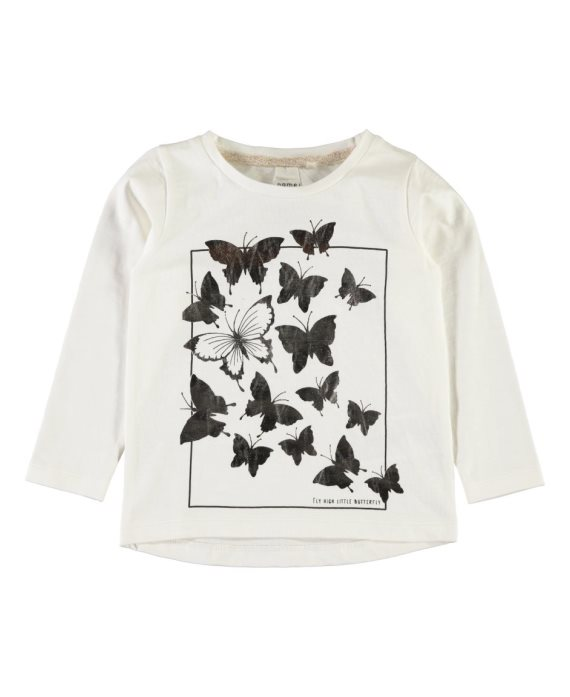 Camiseta mariposas Girulla de Name it