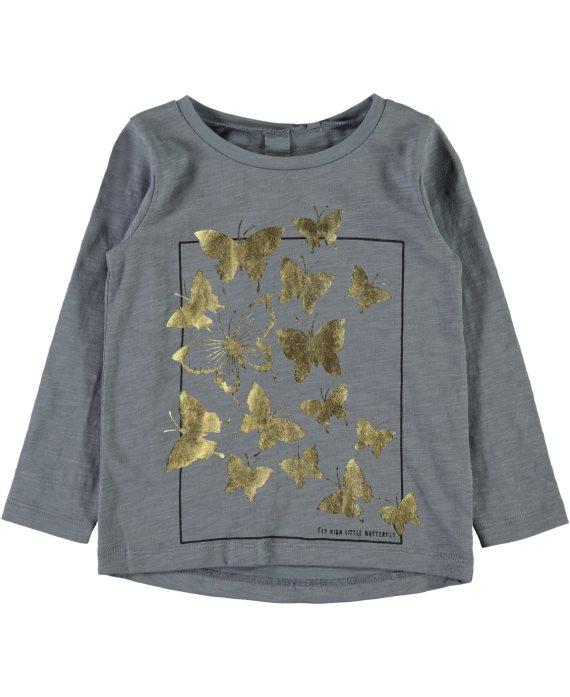 Camiseta mariposas Girulla de Name it