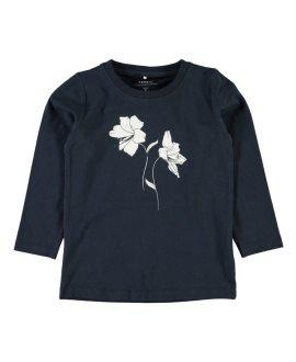 Camiseta flores Bianca Mini de Name it