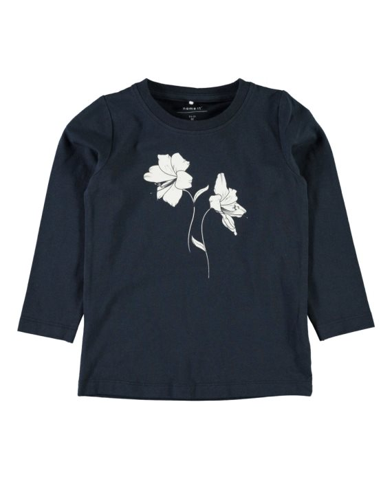 Camiseta flores Bianca Mini de Name it
