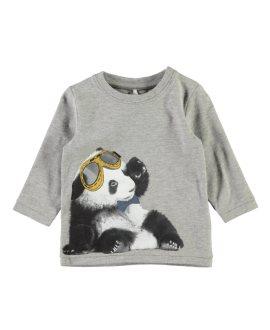 Camiseta panda Damus bebé de Name it