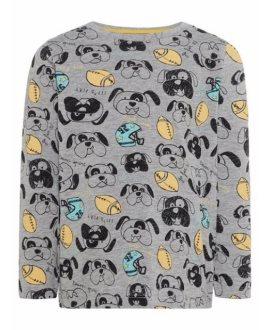 Camiseta perros Dastino Mini de Name it