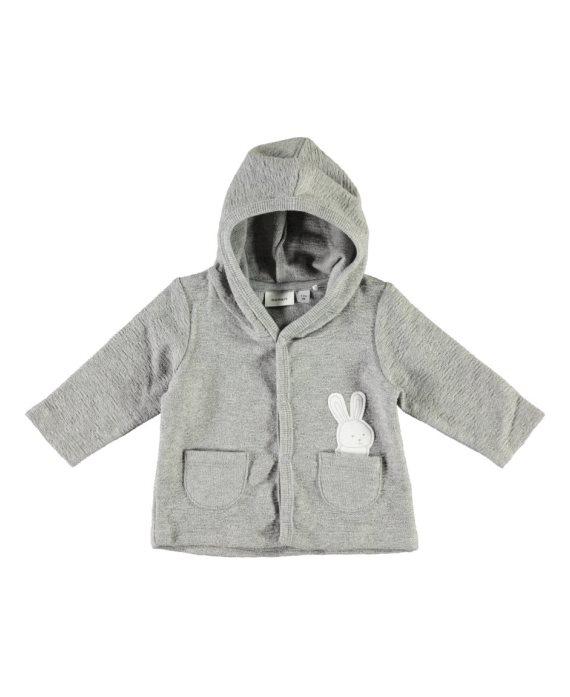 Cardigan capucha conejo Uxoda para bebés de Name it