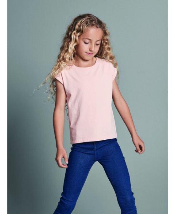 Camiseta lisa Vilda Kids niña de Name it