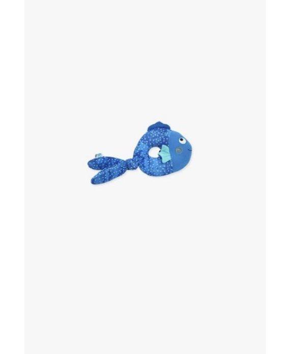 Muñeco doudou sonajero pez de Boboli