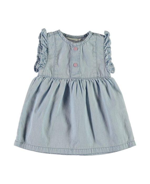 Vestido tejano Asoya bebé de Name it