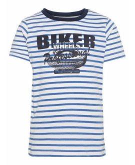 Camiseta oso/rueda Victor Mini de Name it