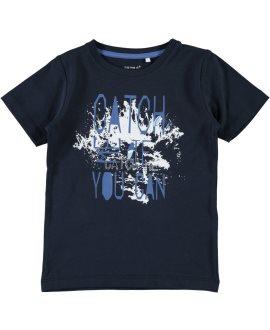 Camiseta lentejuelas Iseng para niñas de Name it
