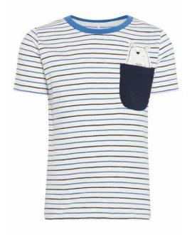 Camiseta oso bolsillo Erbearso de Name it