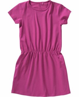Vestido liso Velvet Kids niña de Name it