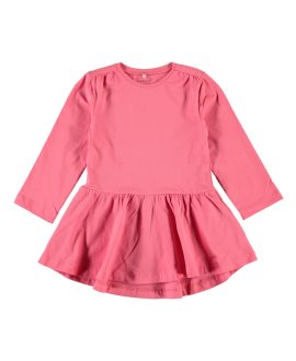 Vestido liso Vita Mini Name it