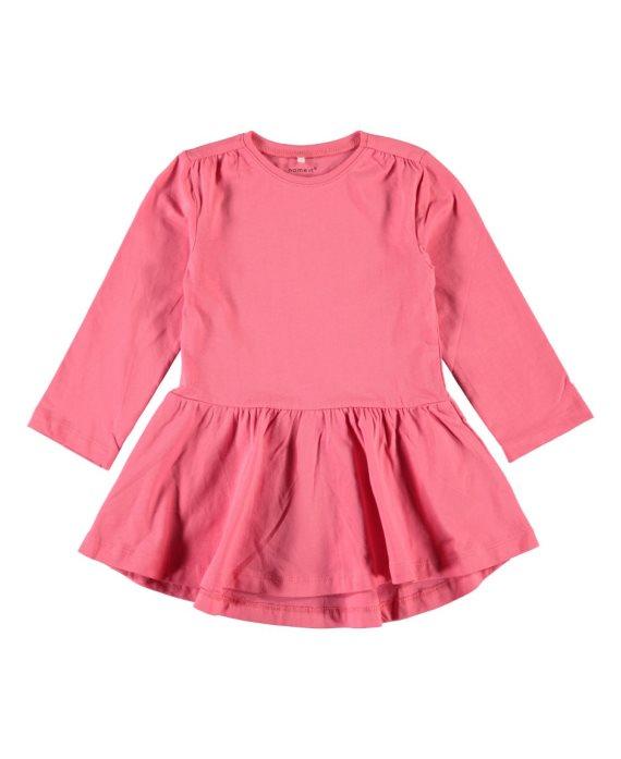 Vestido liso Vita Mini Name it